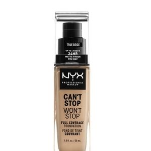 NYX Can't Stop Won't Stop Full Coverage Foundatio